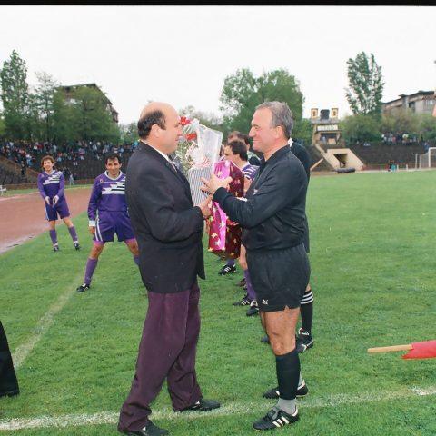 Петър Нейчев и Георги Георгиев