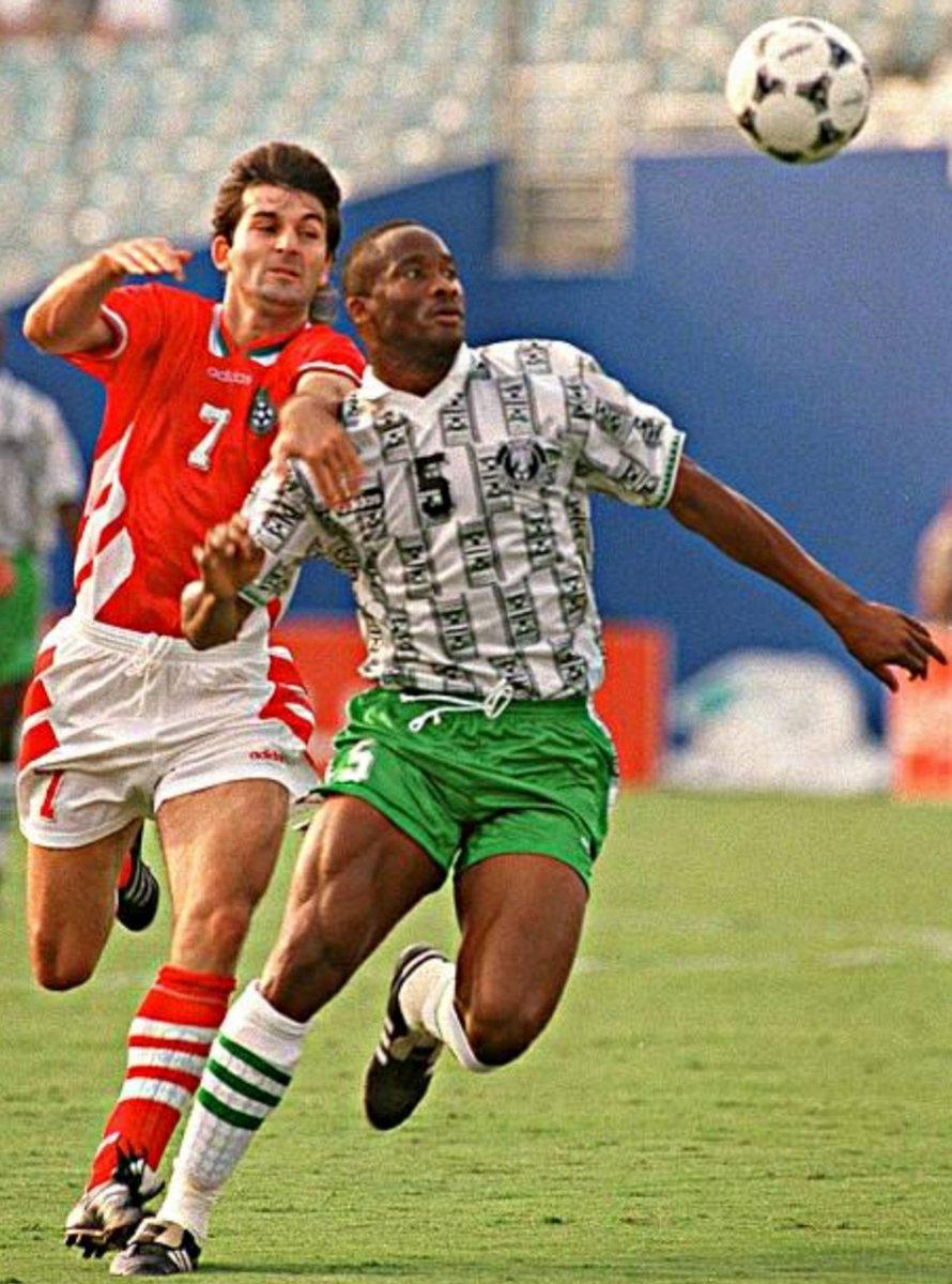 Нигерия - България