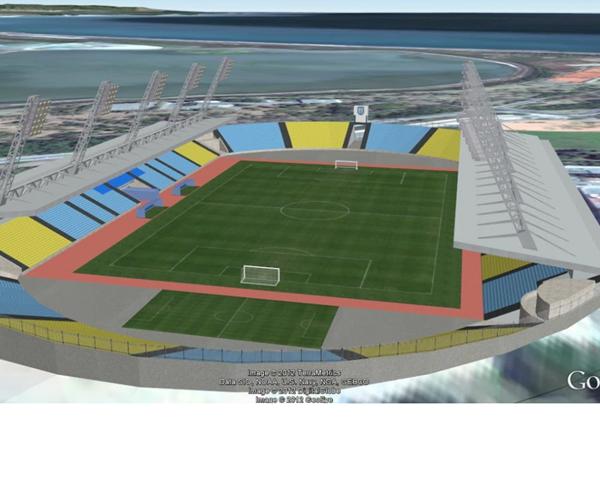 Стадион Бургас