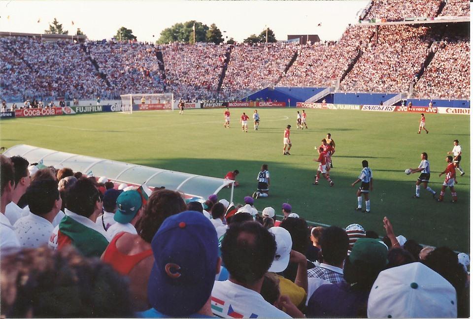 България Аржентина САЩ '94