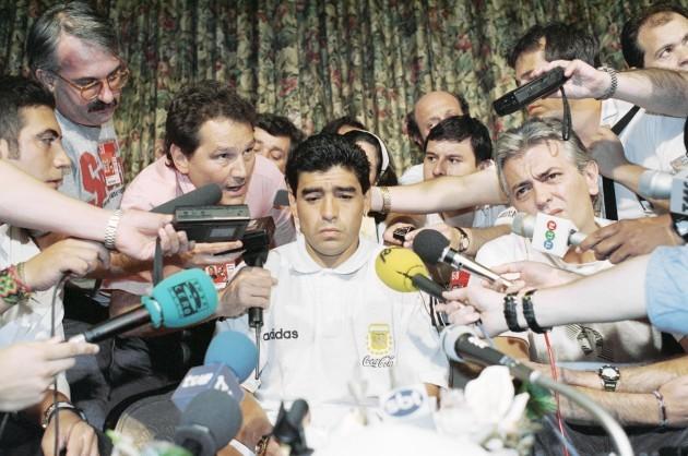 Скандал с Марадона 1994