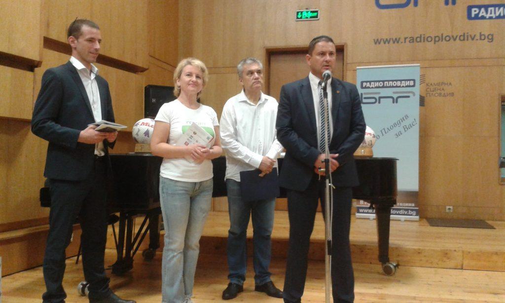 Представяне на Технофилма в БНР